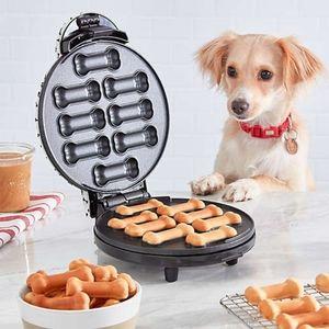 DASH EXPRESS DOG TREAT MAKER PAW PRINT